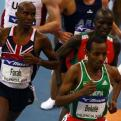 Bekele en los últimos Juegos Olímpicos. Foto:lainformacion.com