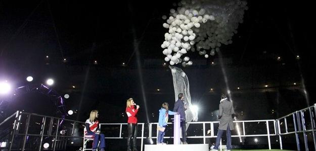Estadio Olímpico de Londres. Foto: london2012.com