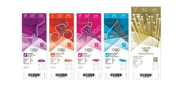 Entradas para los Juegos Olímpicos 2012
