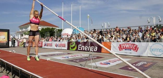 Campeonato del Mundo Indoor en Sopot