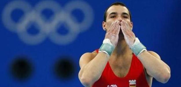 Gervasio Deferr, mito Olímpico español. Foto:lainformacion.com/REUTERS/H. Deryk