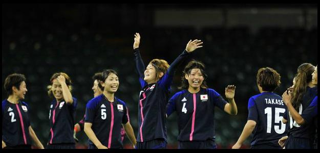 Japón eliminó a Brasil y Francia de camino a la final