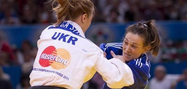 Mundial de Judo de París. Foto:lainformacion.com/EFE