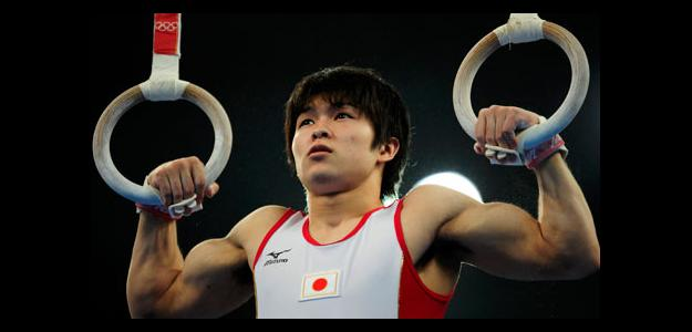 Kohei Uchimura (Japón)