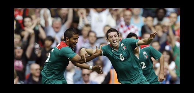 México en los Juegos Olímpicos de Londres 2012