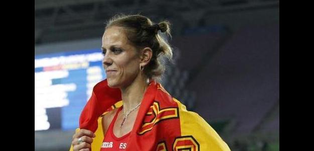 Natalia Rodríguez, el mejor estandarte actual. Foto:lainformacion.com/EFE