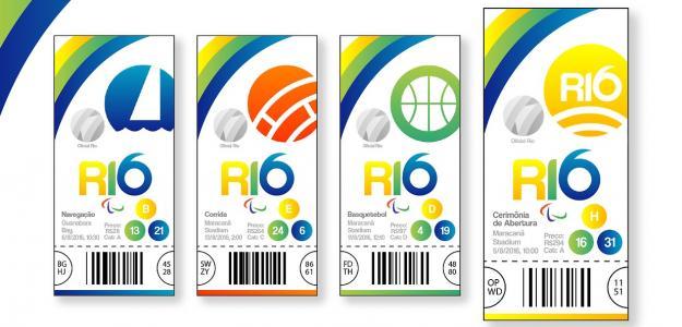 Entradas Río 2016