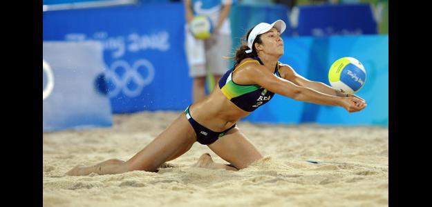 Brasil, actual campeona. Foto:beijing2008.com