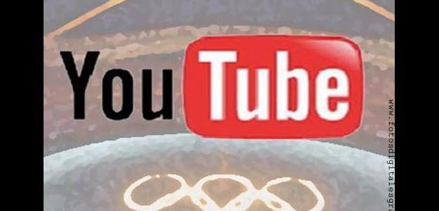 Juegos Olímpicos y Youtube