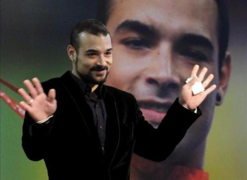 Deferr recibió la Gran Cruz de la Real Orden del Mérito Deportivo. Foto:lainformacion.com/EFE