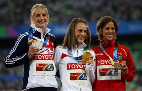 Única medalla en Daegu del equipo español. Foto:lainformacion.com